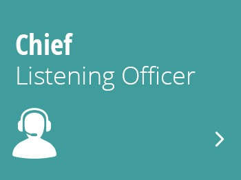 Chief Listening Officer