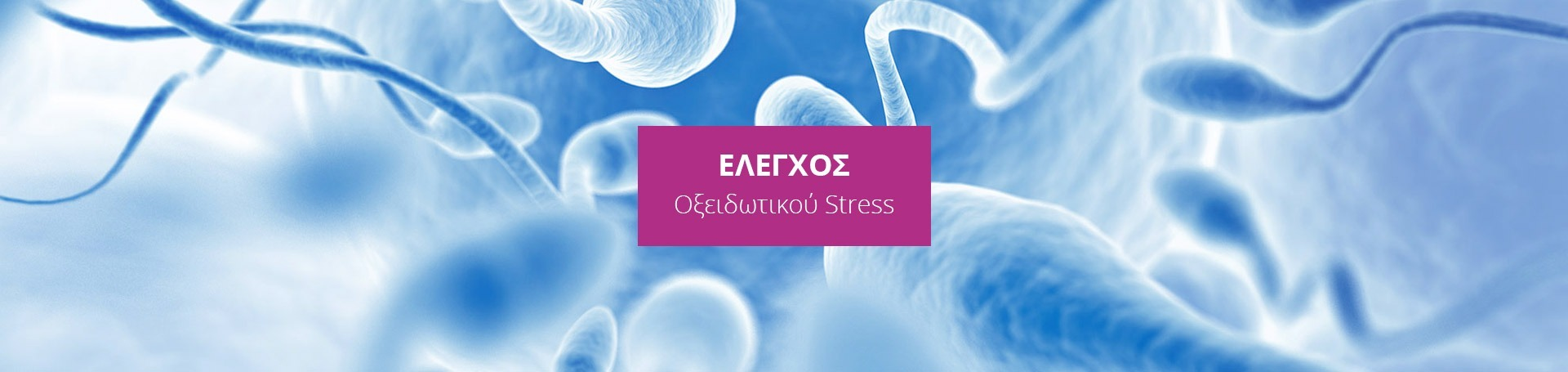 Έλεγχος Οξειδωτικού Stress
